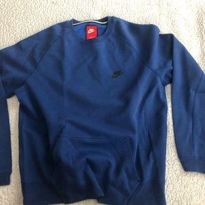 Sz Lrg men's Nike sweatshirt